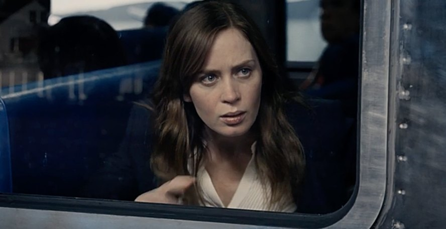 The Girl on the Train (2016)